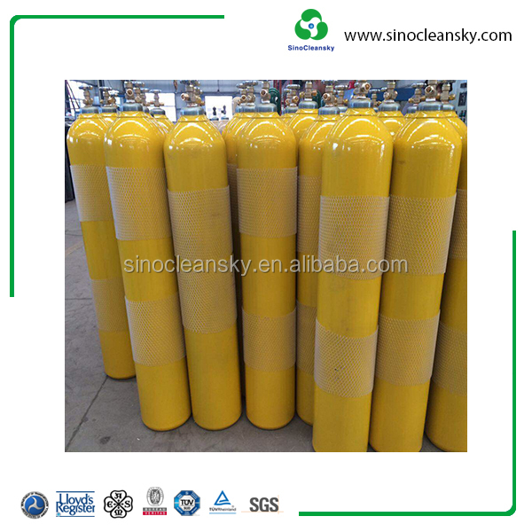 Tube Industrial Used helium gas cylinder