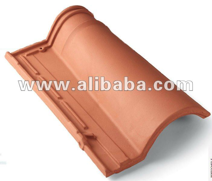 Portuguese Extra Clay Roof Tile Cunial