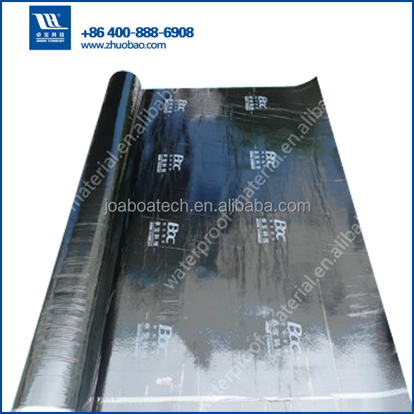 FM APPROVED SBS/PVC/TPO/CLF/PET Waterproof Material Name