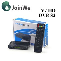 Joinwe Cheap Satellite Tv DVB-S2 Decoder Freesat V7