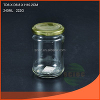 High quality novelty cookie jar with ISO9001-2008