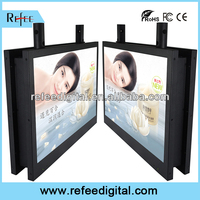 double screen full hd 22-26 inch lcd tv hdmi monitor 1080p