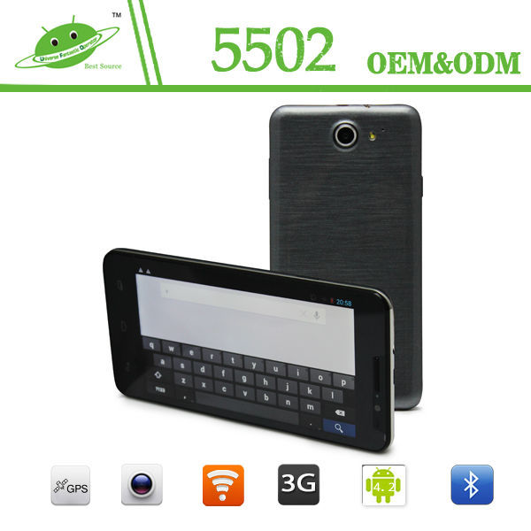 New Product IPS 512M 4G Back Camera 8.0MP Wifi Bluetooth Cheapest MTK6582 Quad Core digital tv smartphone