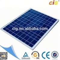 SGS Approved Top Class solar panels for industrial use