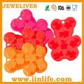Heat Resistant Silicone 3D Cake Molds