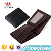 Branded manufacturer best sell good quality full grain skin best men leather wallet
