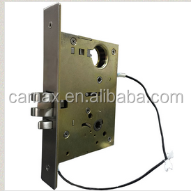 CML851ANSI Commercial Standalone American Mortise Lock door mortise lock