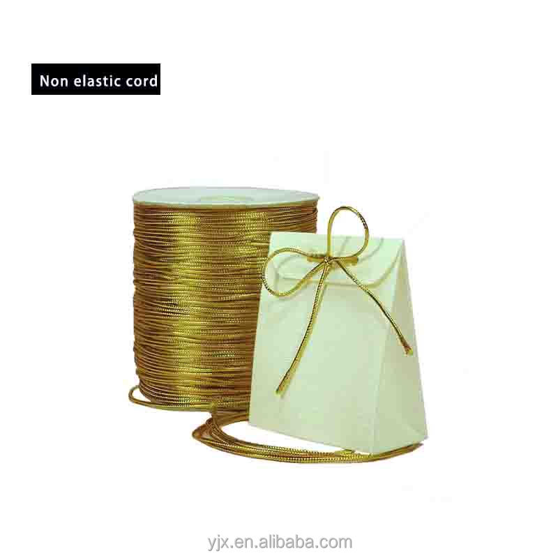 China special non elastic metallic yarn