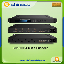 Radio Station Broadcasting Equipment H.264 SDI Encoder IPTV