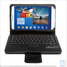 New Ultra Thin Detachable bluetooth keyboard case for Samsung Galaxy Tab 3 8.0 P-SAMT310CASE004