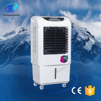 General honey-comb mobile portable air conditioner