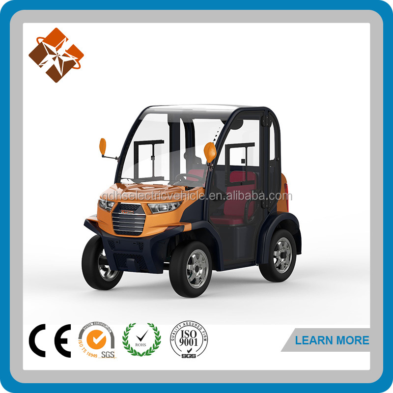 EEC certificated atomic electric vehicles mini super cars