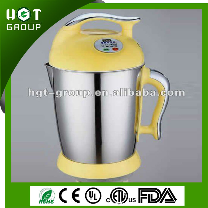 Relied in time new model soy milk processor