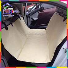 protecting the seat from dirt peach skin 600D oxford the best nonslip backing dog seat protector