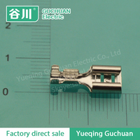 DJ622-D5.2B Terminal plug spring terminals circuit board terminal automobile and motorcycle electric cars