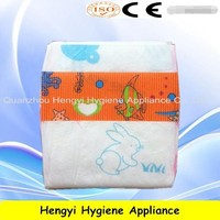 High Quality and Low Price Sleepy Disposable Diapers For Baby