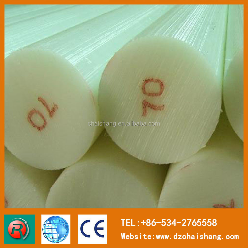 2015 China Canton Fair Engineering Plastic PU Rod