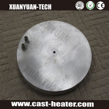 industrial plastic extrusion electric cast in heater element