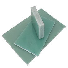 green color FR4/G10 Insulation Epoxy Fiberglass Sheet / Fiberglass / G10 Fr4