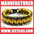 wholesale different types of 550 paracord bracelets