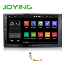 "Newest Tablet Touch Screen Android 5.1 Quad Core Car Stereo 7"" HD 1024*600 Automotive in Dash Universal Double Din Radio Audio"