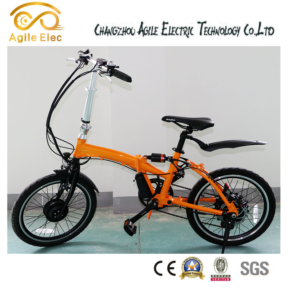 Best Cheap 36V 250W/350W Foldable Bike