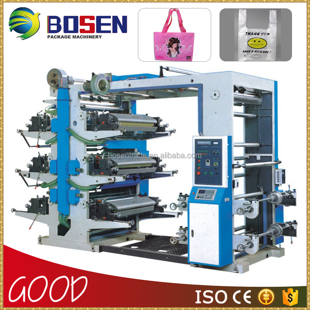 YT 6600 6800 61000 61200 Flexo printing machine