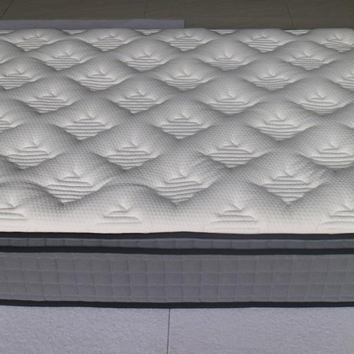 hotel comfort sleep well 5-zone pocket coils mattress - Jozy Mattress | Jozy.net