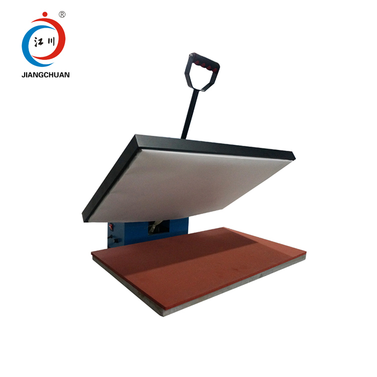 portable manual 16x20 heat press printing machine