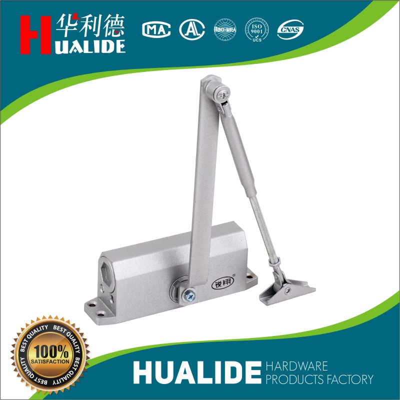 Newest Frameless Aluminum Alloy Automatic Electric Door Closer