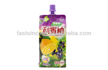 Stand up Beverage Packing Pouches with Spout