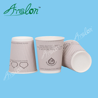 2015 New Size Disposable Hot Drinking Coffee paper cups