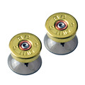 2pcs Brass Bullet Joystick Stick Thumbstick for Playstation 4 PS4 / for Xbox One Controller