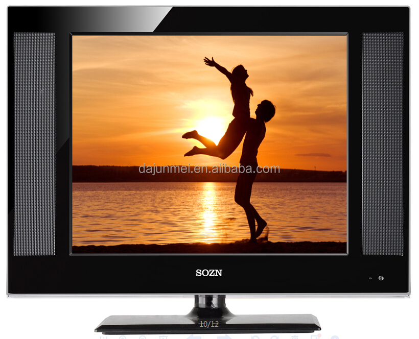 Small size television 17 19 22 24 inch led smart tv cheap price from China manufactory