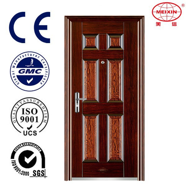 Indoor Wooden Swings Indian Interior Steel Security Door