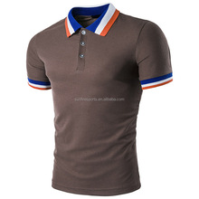 custom logo outdoor Sport Polo shirt embroidery tshirt manufacturer polyester t-shirt