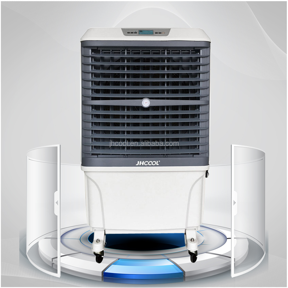Water cooled mini 8000m3/h air cooler for ventilation cooling