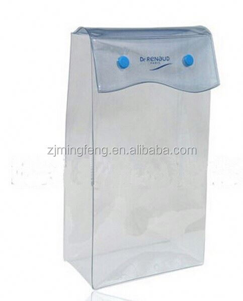 pvc bag/ pvc cosmetic brush bag/ clear pvc bag with ziplock
