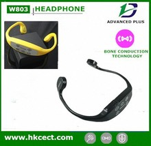 Bone Conduction mp3 waterproof for swimming,outdoor sports