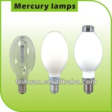 250w blended high pressure mercury fixture lamp