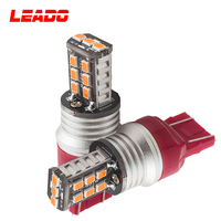 Best 12V 15W T20 7743 7740 Red Led Flashing Blinking Brake Stop Light