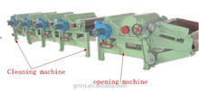 Auto Textile Machine For Waste Yarn Recycling