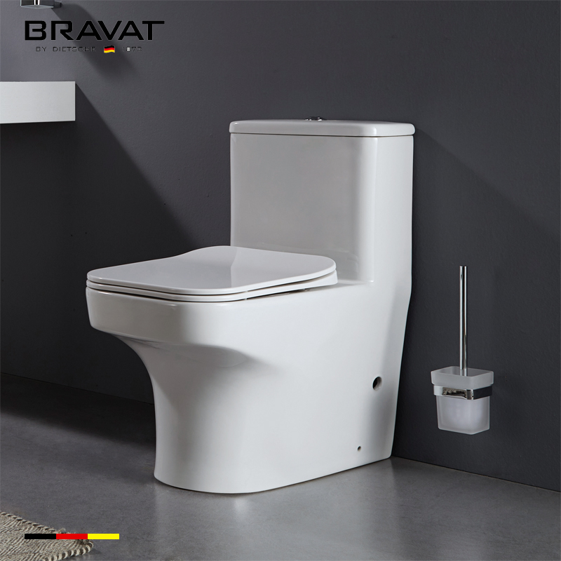 Hotel modern smart toilet 22 hours firing ceramic Germany design C21122UW-3