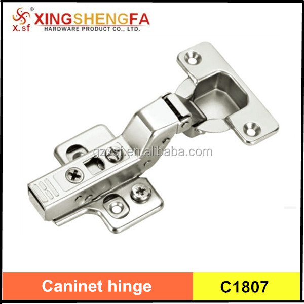 High quality 35mm cup 3 way adjustable concealed hinges