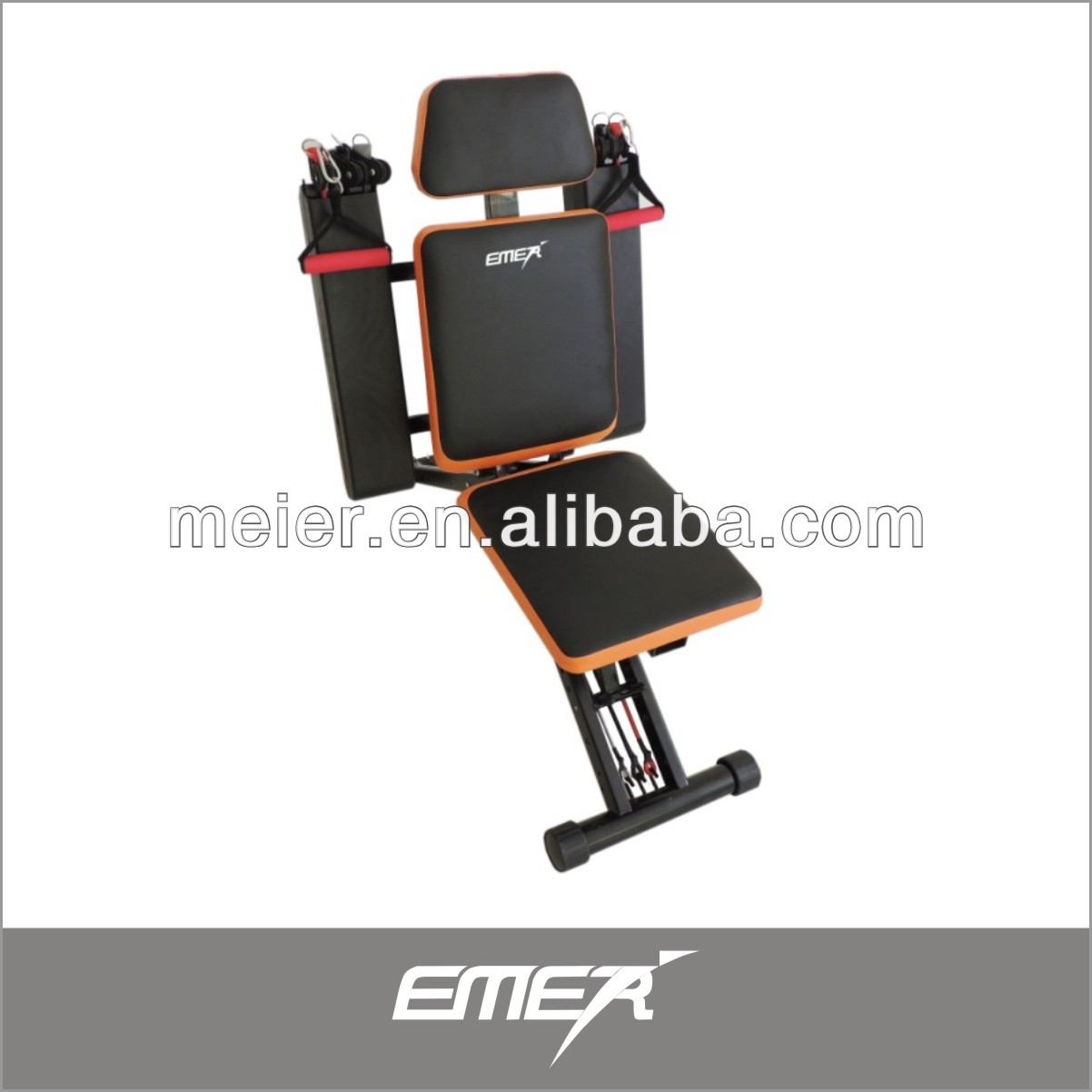 IMPROVED MODEL AB EXERCISE,TOTAL FLEX CHAIR,TOTAL FLEX