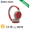OEM cheap wireless bluetooth headphones earphone for cell with microphone and SD card