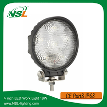 LED Work Light 18W 4 inch 12 V IP 68 2017 tractors work light