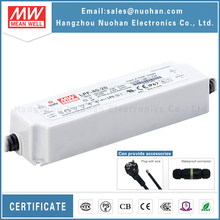 Mean Well 40w 20V waterproof led driver with pfc function Switching Power Supply 40W