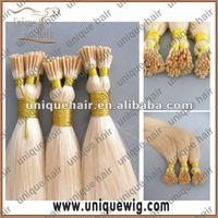 I tip micro bead hair extension