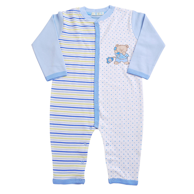 Infants & Toddlers clothing organic cotton jersey newborn baby clothes romper